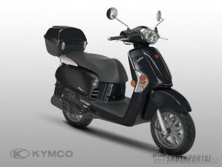 015: kymco like 125 lx
