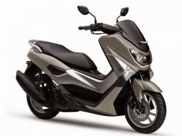 01: Yamaha N-max