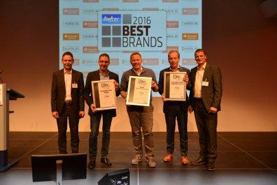 Best Brands 2016
