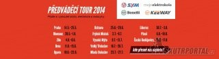 02: předváděcí tour 2014