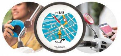 03: TomTom VIO - první navigace pro skútraře je tu! Název obrázku Obrázek