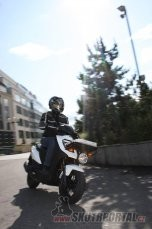 08: kymco agility carry 50