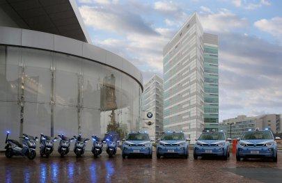 01: Pozor! Tady hlídá BMW!
