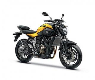 030: Yamaha MT-07