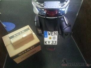 011: maxi test kymco k-xct 300