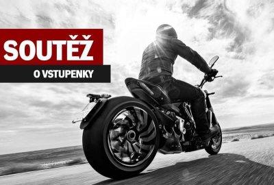 Blesková soutěž o 10 vstupenek na Motocykl 2016
