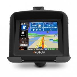 02: Moto GPS navigace