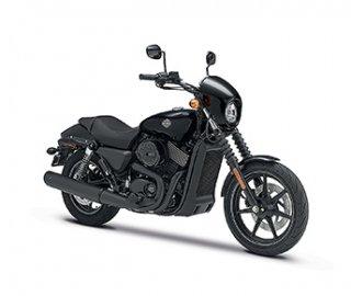 027: Harley-Davidson Street 750
