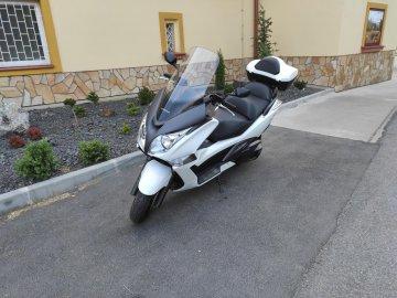 022: Honda SW-T 400