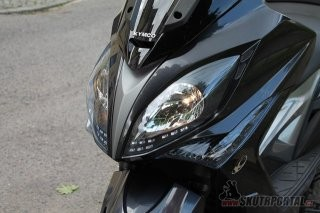 057: Kymco Xciting 400i ABS
