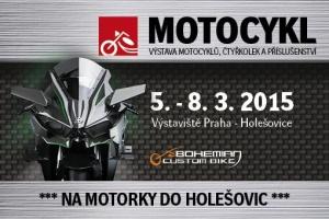 Žhavé novinky ze světa skútrů na veletrhu Motocykl 2015