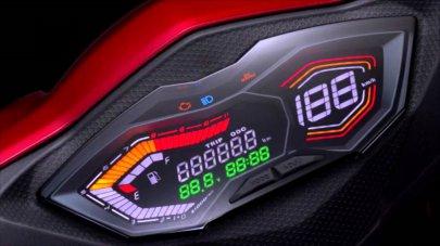 010: Kymco Racing S 125 - sportovní skútr z tchajwanu