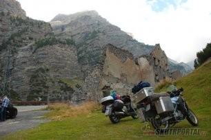07: Moto Cesta 2012 na skok, do Španělska....