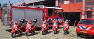 012: hasiči a skútry?