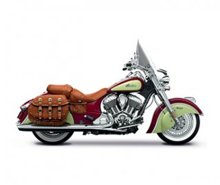 020: Indian Chief Vintage