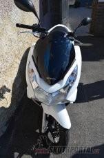 017: Honda pcx 150