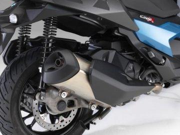 004: BMW C400X