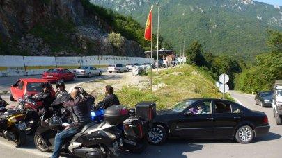 009: Albánie a Balkán na skútrech