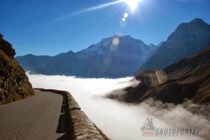 05: Moto Cesta 2012 na skok, do Španělska....
