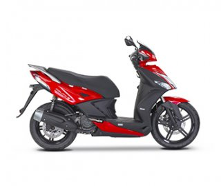 04: Kymco Aglitity City+ 125