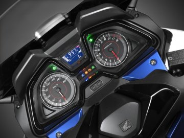003: Honda Forza 125