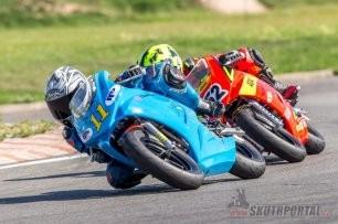 012: Mezinárodní přebor MiniGP, Mini moto, Skútr – Vysoké Mýto 7. - 8. 9 . 2013