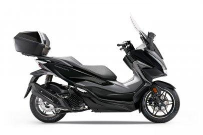 01: Honda Forza 125