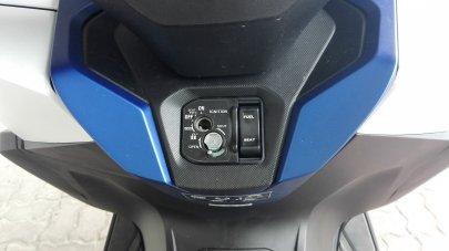 019: Honda Forza 125 - First Class ve světě skútrů
