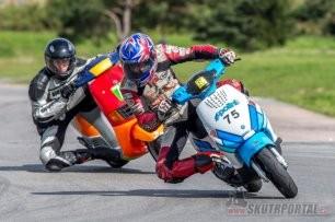 06: Mezinárodní přebor MiniGP, Mini moto, Skútr – Vysoké Mýto 7. - 8. 9 . 2013