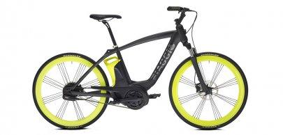 01: Piaggio electric bike project