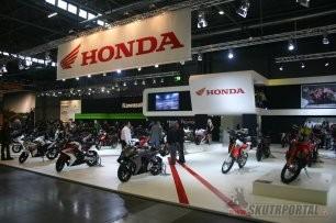 motosalon 2014 - honda