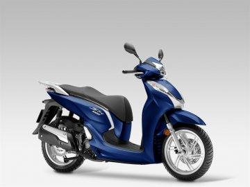 014: Honda SH 300i pro rok 2015