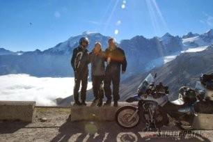 06: Moto Cesta 2012 na skok, do Španělska....