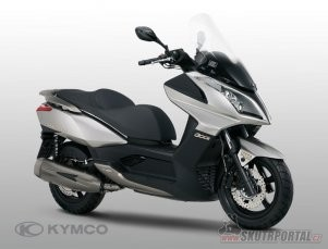 010: kymco downtown 300i abs