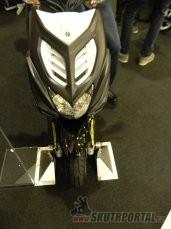 033: intermot 2012 - Yamaha aerox