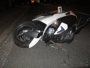 008: nehoda