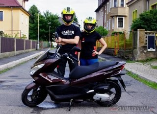 S PCX-kem na Balkán aneb 4000 km v sedle