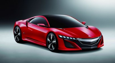 02: Honda NSX