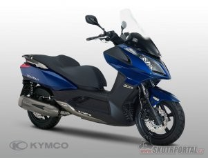 009: kymco downtown 300i abs