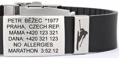 07: BodyID - identifikační náramek