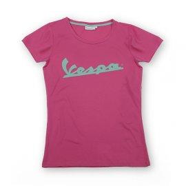 08: Dámské tričko Vespa