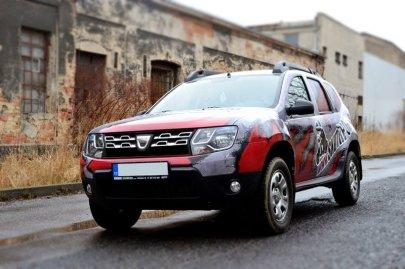 "006: Dacia Duster by ""SKÚTRPORTÁL"""