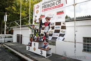 012: Mezinárodní přebor MiniGP, Mini moto, Skútr – Písek 12. 5. 2013