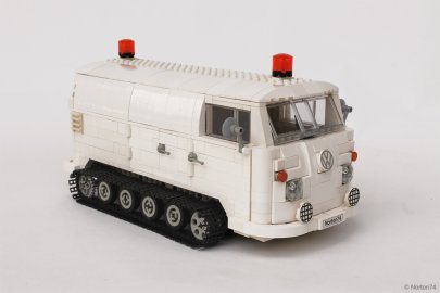07: VW Snowcat Adventuremobile