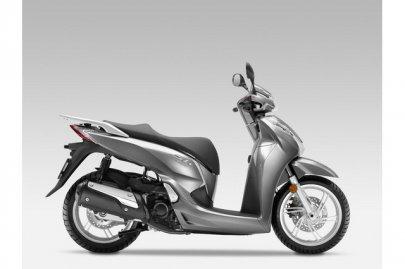 007: Honda SH300i, modelový rok 2016