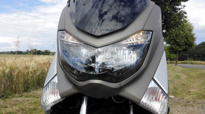 Yamaha NMax aneb rok poté ...
