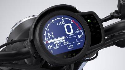 02: Honda CMX1100 REBEL
