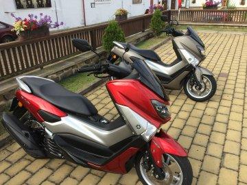 002: Yamaha NMax 125 ABS