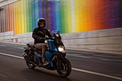 001: BMW C400X