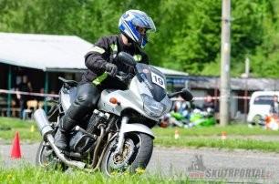 009: motogymkhana v kolíně odstartovala sezónu